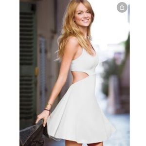 ⭐️SEXY⭐️ Victoria Secret Cut out short dress